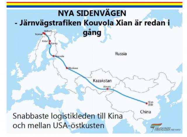 Politisk järnväg ödesdigert för Värmland