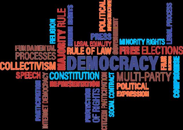 Behöver vårt demokratiska system uppdateras?